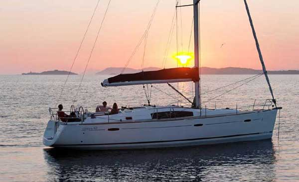 """Beneteau Oceanis 43 """"Sifnos"""""""